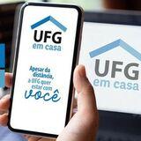UFG em casa mais voce