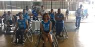 Equipe de basquete em cadeira de rodas UFCATASPDEC é premiada em competição em Araguari-MG