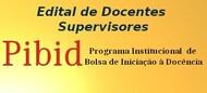 PIBID - docentes supervisores