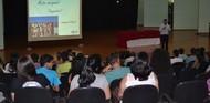 Palestra sobre a Perspectiva de Gestão e Emancipação da Regional Catalão