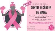 Outubro rosa: Prevenção e diagnóstico precoce do câncer de mama