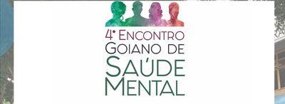4º Encontro Goiano de Saúde Mental