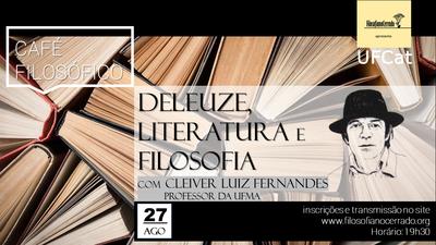 Café Filosófico - Agosto 2020