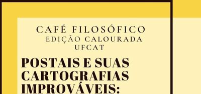Café Filosófico na Calourada 2020