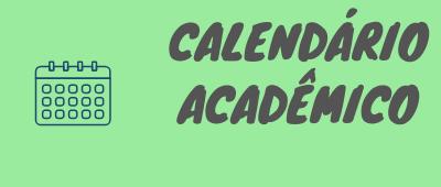 Calendário Acadêmico UFCAT