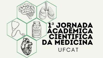 I Jornada Acadêmica Científica da Medicina - UFCAT - capa