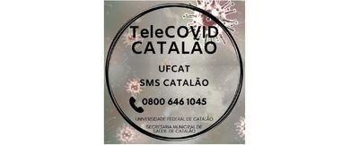 Lançamento do TeleCOVID Catalão