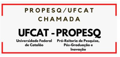 Propesq - Chamada
