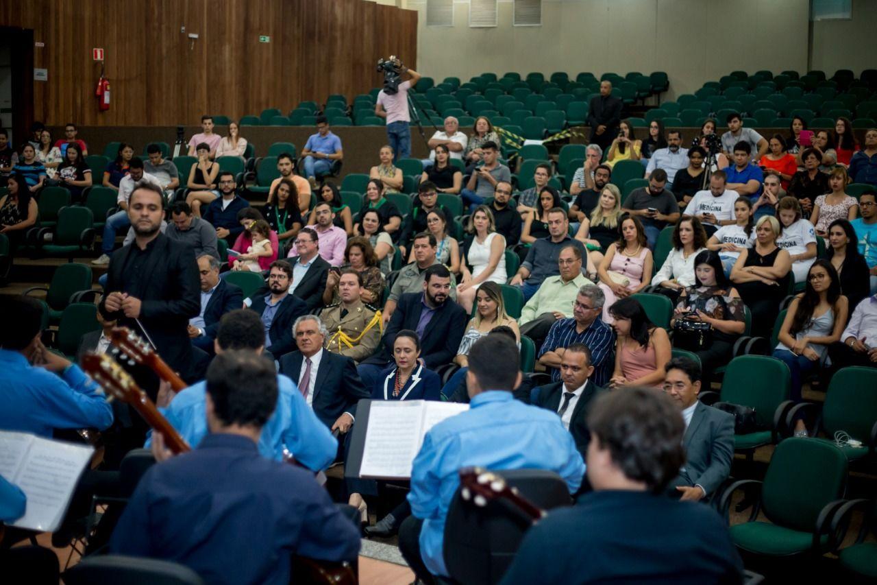 Aula Inaugural do curso de Medicina