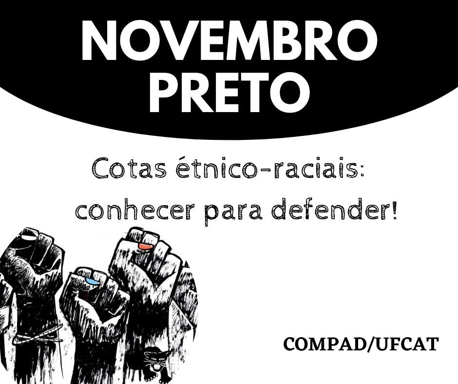 Novembro Preto - Compad
