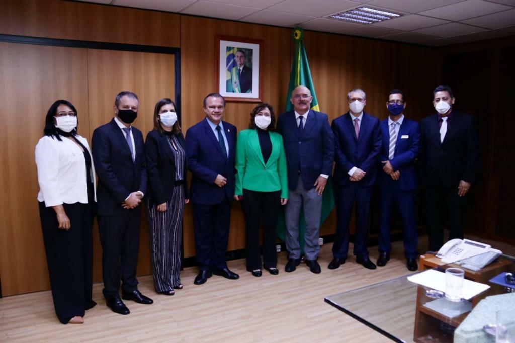 Reunião MEC