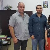 Reunião com a presidente da FAPEG