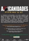 I SEMINÁRIO AFRICANIDADES - Cartaz