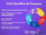 Ciclo Científico - 24/03/21