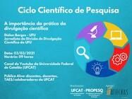 Ciclo Científico - 03/03/21