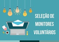 Monitores voluntários