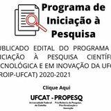 Edital PROIP