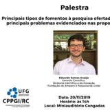 Palestra Eduardo - FAPEG