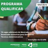Edital Qualificar