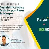 Workshop Revisao por Pares Karger