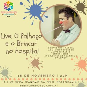 live brinquedoteca