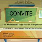 Convite Aula