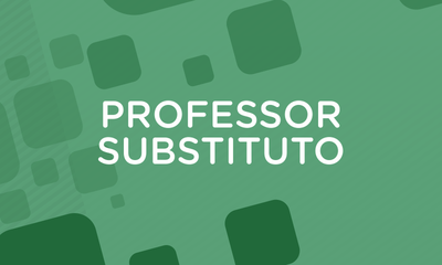 Professor Substituto