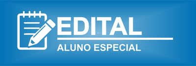 EDITAL PPGEDUC - ALUNO ESPECIAL
