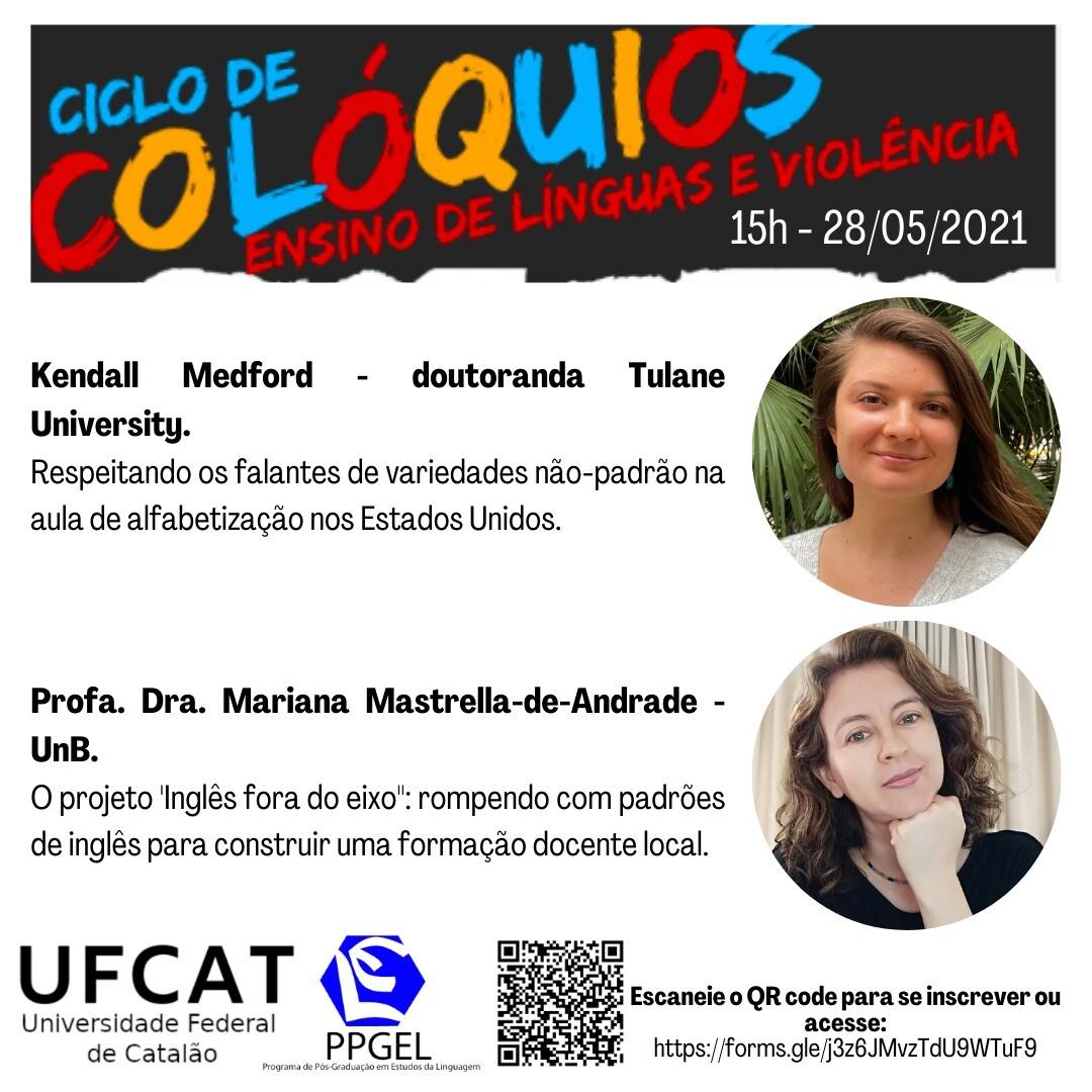 Colóquios - 27/05