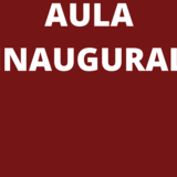 Aula inaugural 2021