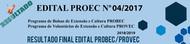 Edital PROEC Nº 04.2017