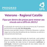 Infomativo_matricula_2019-2_Catalao
