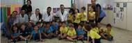 Professores e Alunos do IPTSP participam de atividade em colégio de Goiânia