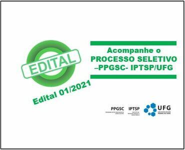 Acompanhe o processo PPGSC