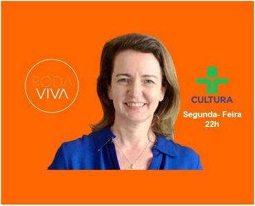 Cristiana Toscano na Tv Cultura