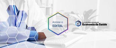 Curso Especialização Economia da Saúde