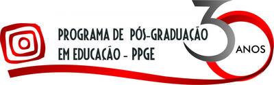 Logo 30 anos PPGE