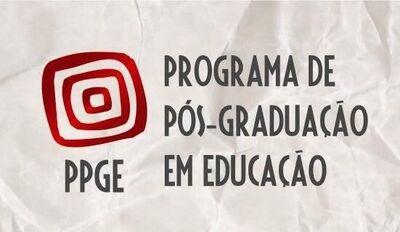 Logo PPGE