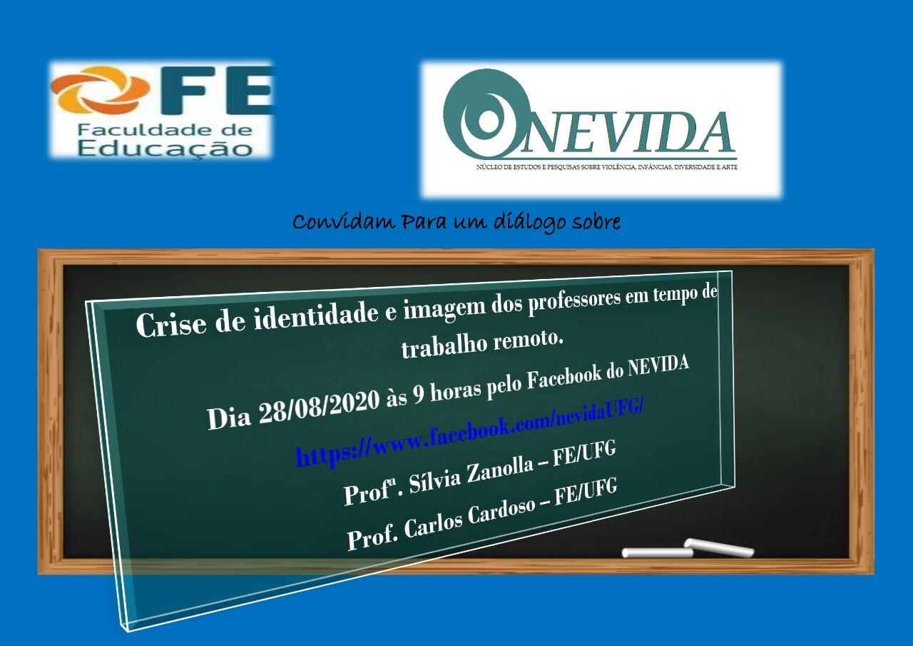 Convite Evento NEVIDA
