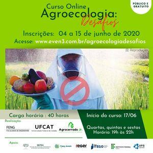 minicurso online agroecologia 2020
