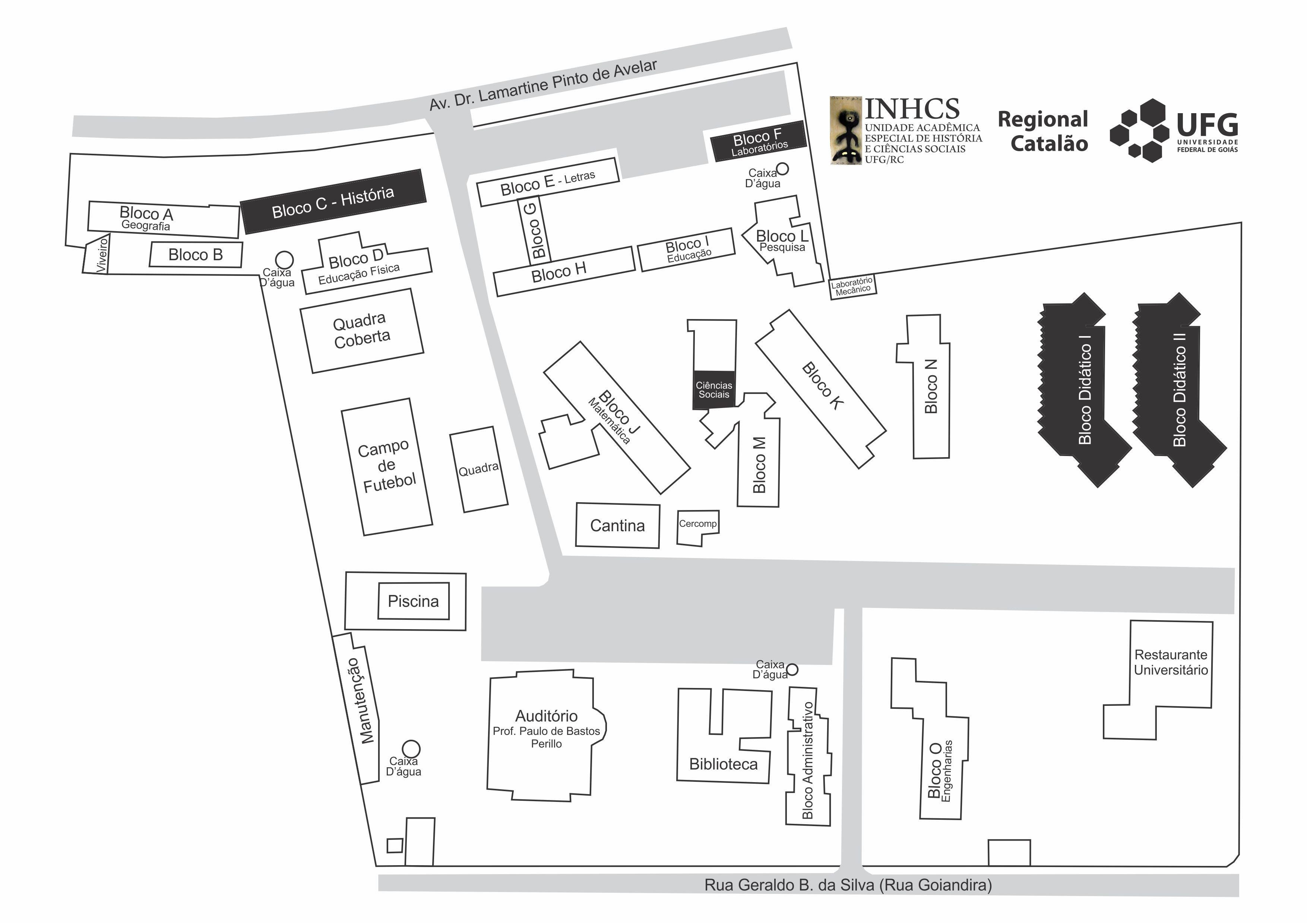 Mapa UFG/RC