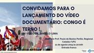 Lançamento do documentário Congo e Terno.