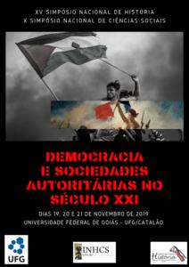 Evento História e Ciências Sociais