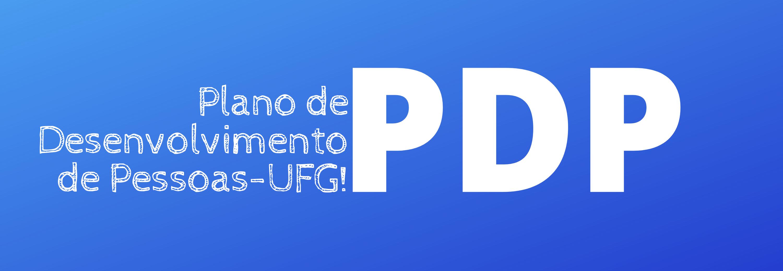 Banner do Plano de Desenvolvimento de Pessoas