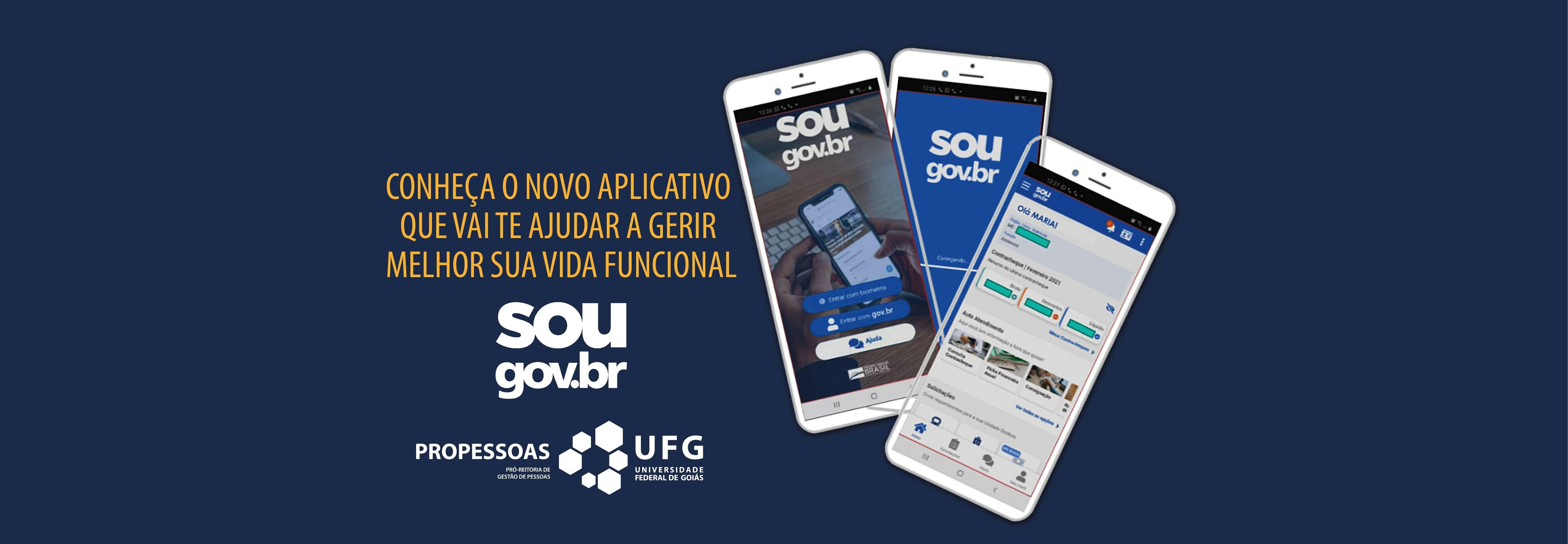 Banner sou gov.br
