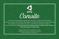 Convite prof emérito
