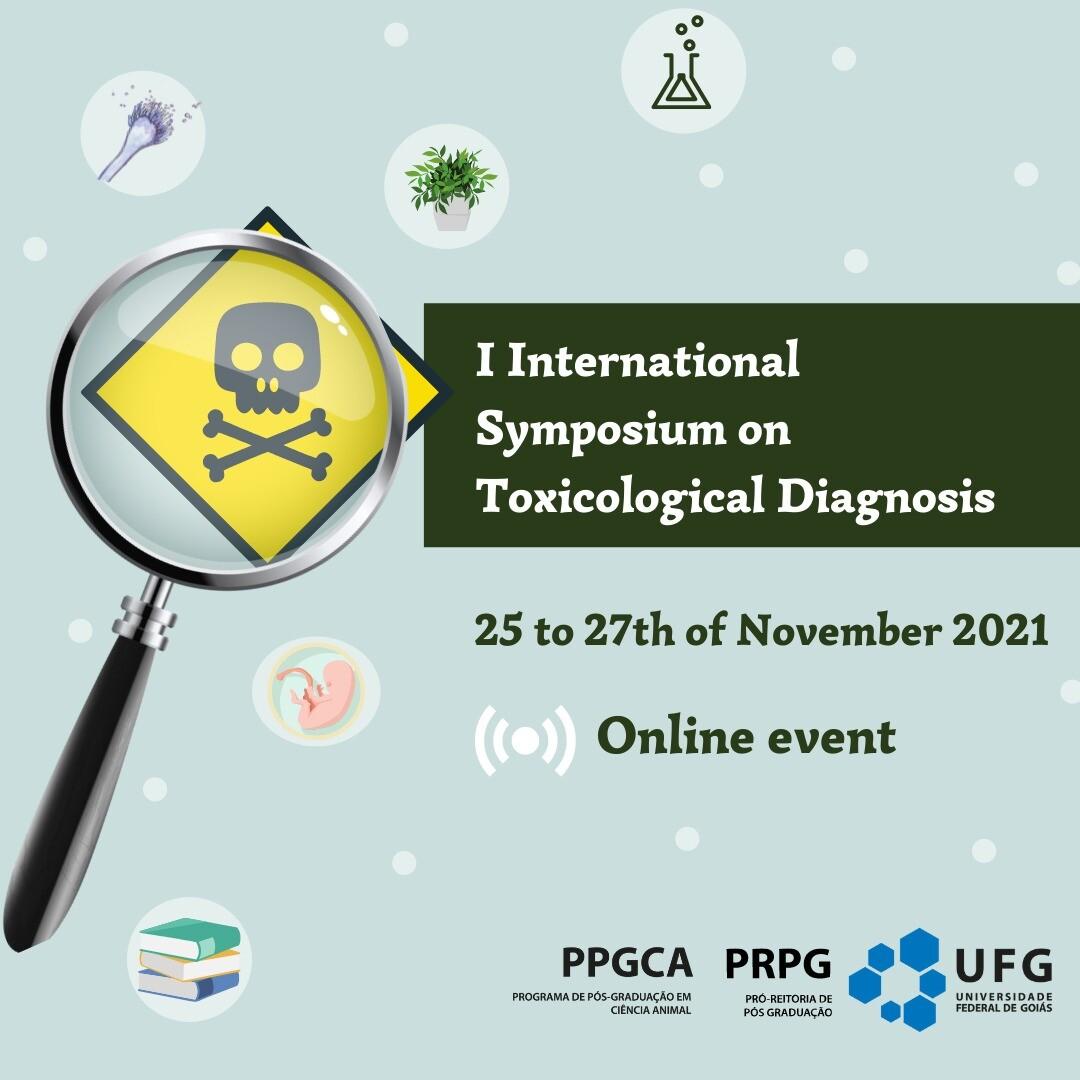 I Simpósio Internacional de Diagnóstico Toxicológico