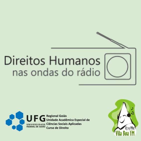 Direitos Humanos nas Ondas do Rádio - projeto de extensão