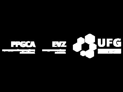 Logo PPGCA branca