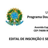 Edital DAI 2019